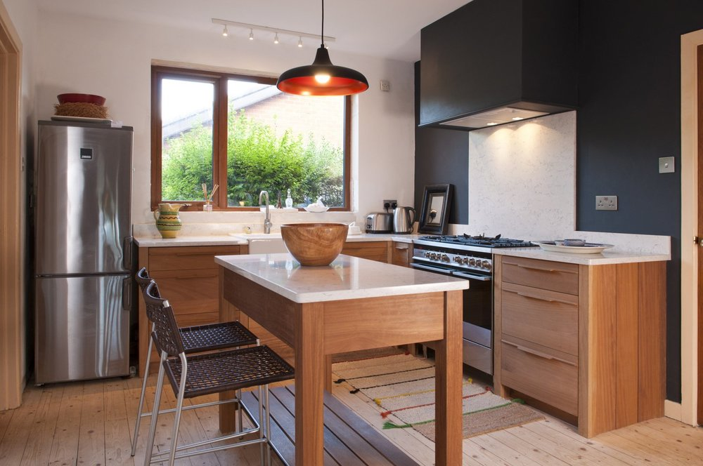 Bespoke Handcrafted Kitchen Greystones