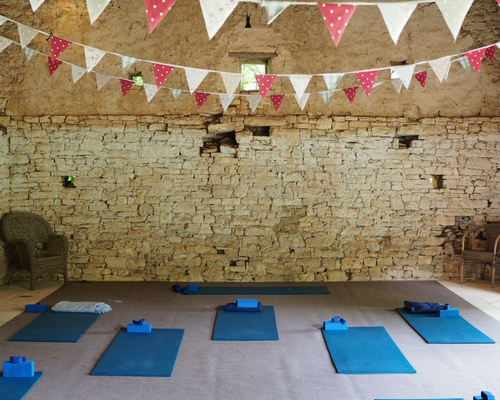 JUNE 16-18th.LE PERCHOIR DES PAONS, FRANCE - THIS WEEKEND RETREAT IS NOW SOLD OUTJoin me in the South West of France for a long weekend of yoga, delicious home cooked food, walks in nature, mindfulness and a chance to nourish the mind, body and soul.