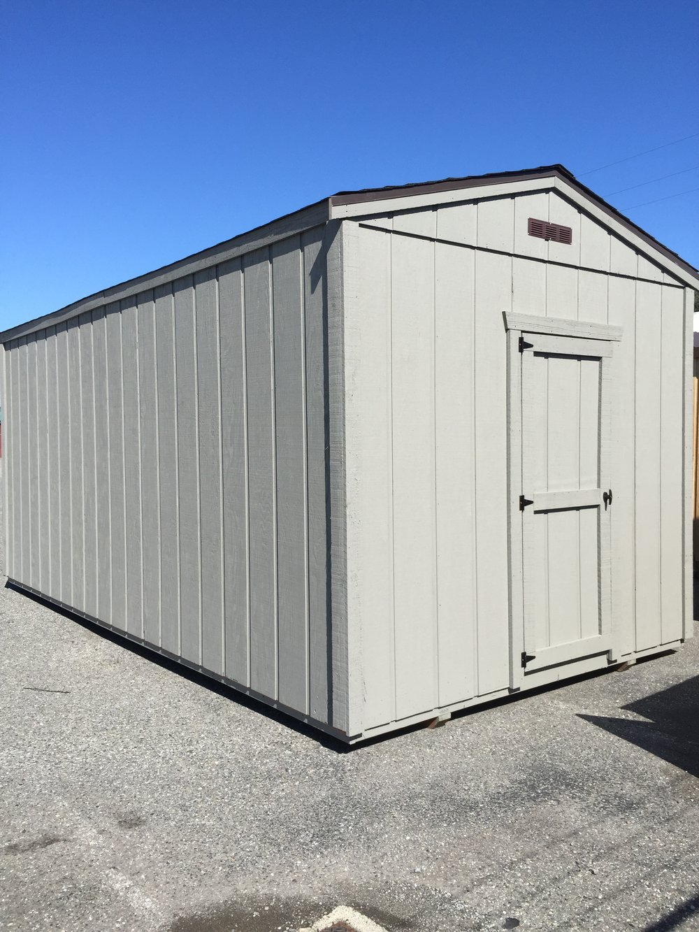 Gable Roof Shed