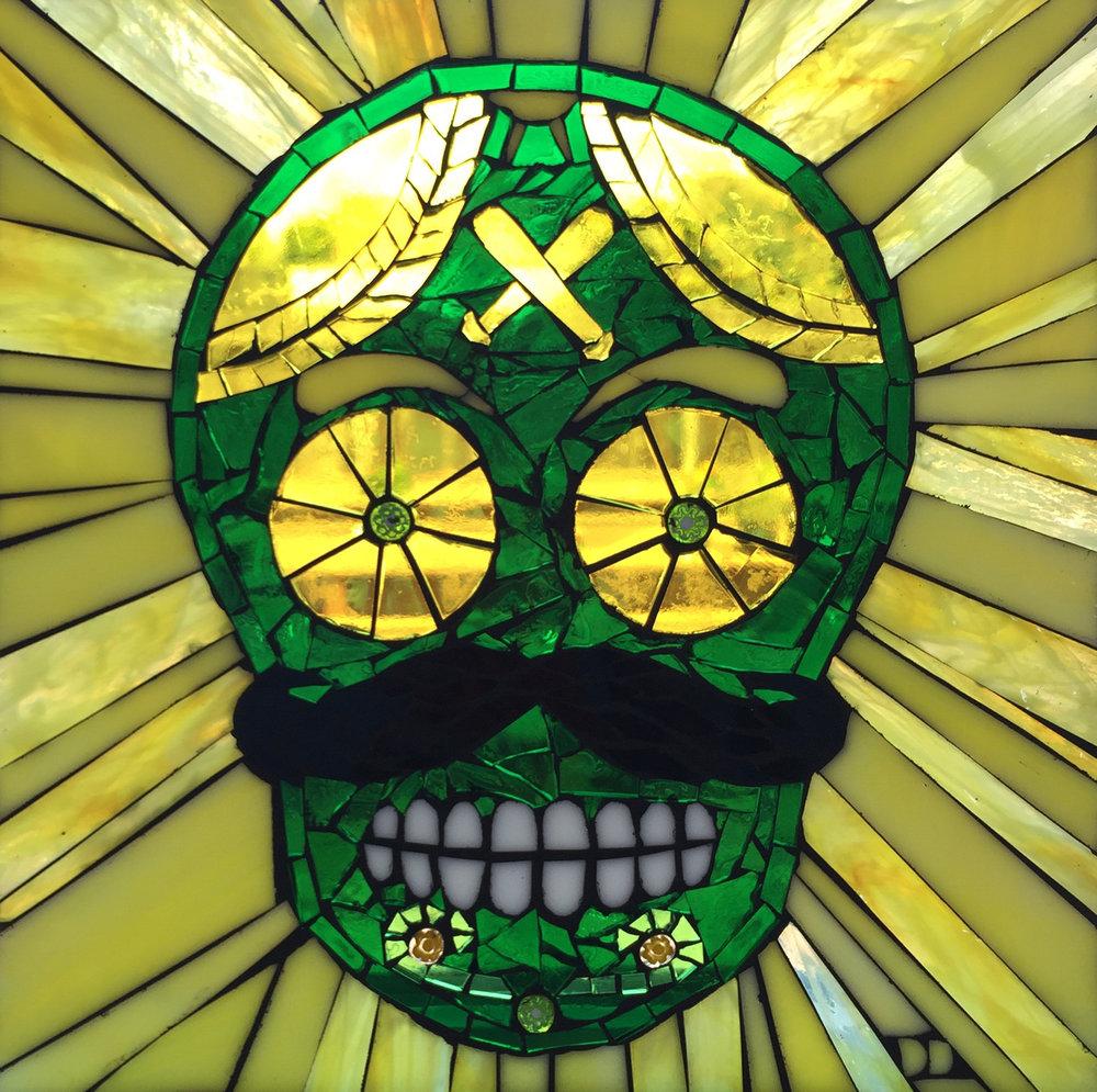 Sugar Skull - Oakland Athletics