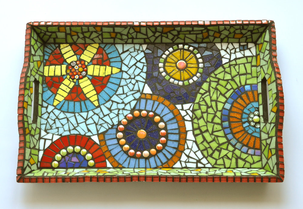 Funky Serving Tray