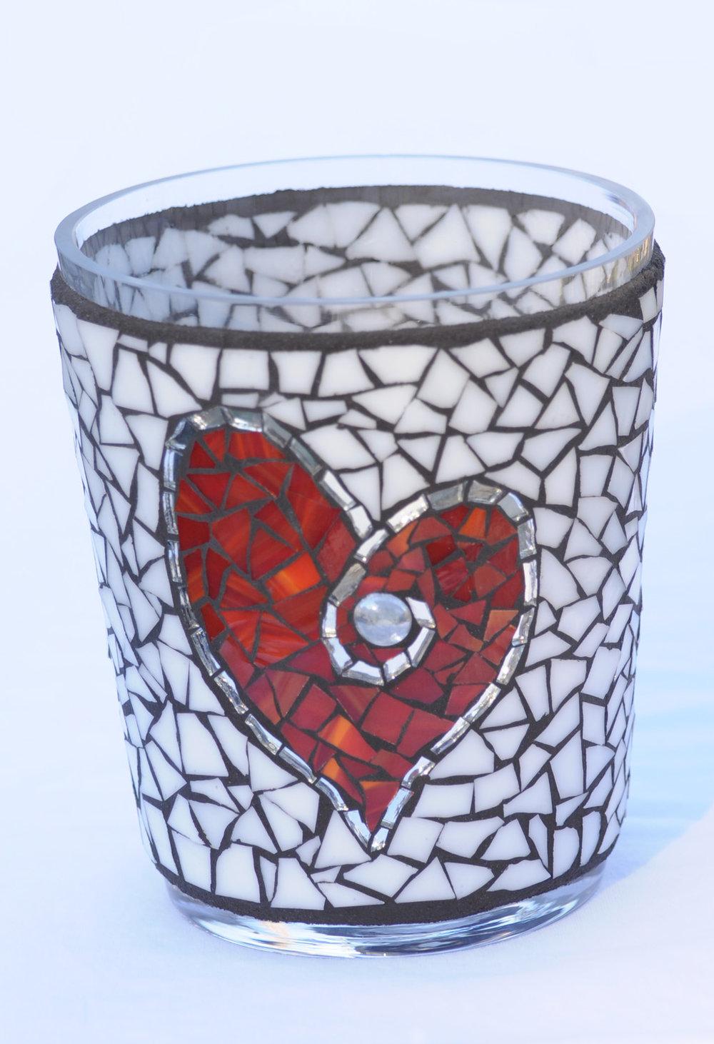 Inspired by Love Vase