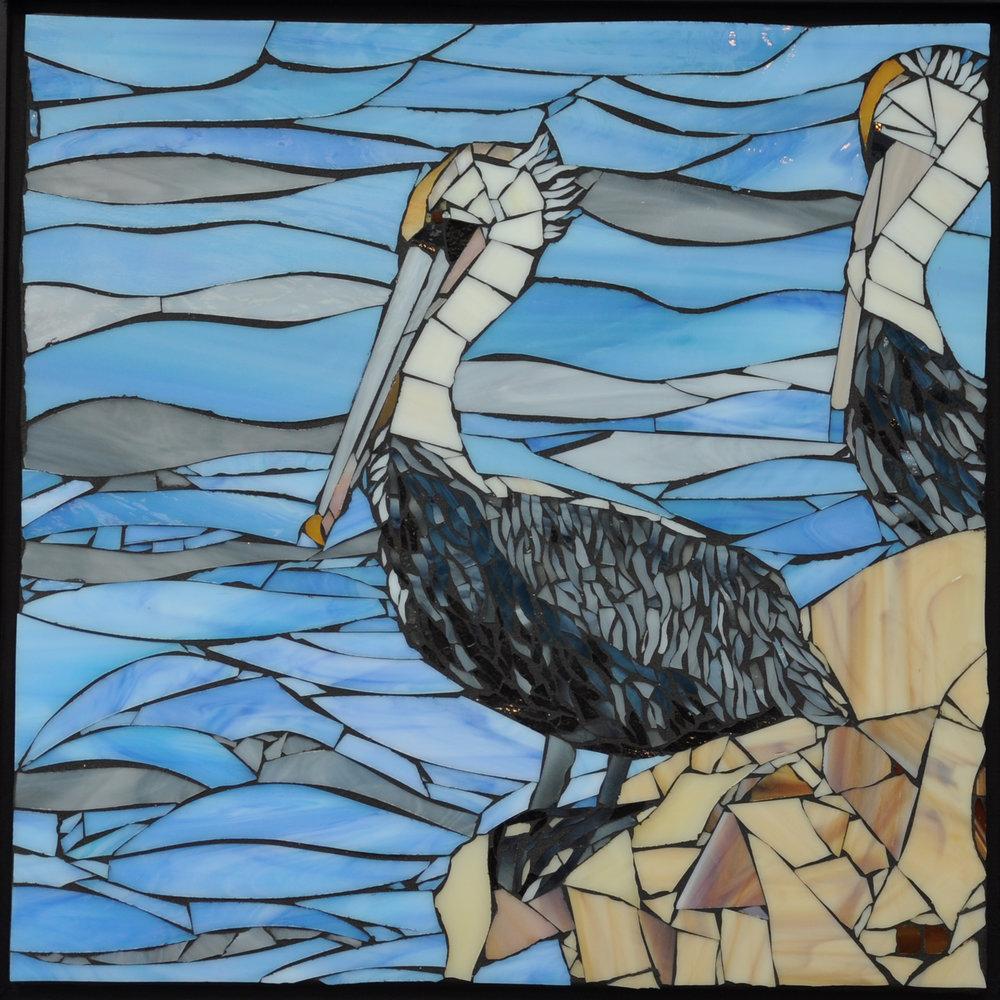 Pelican at the Lane