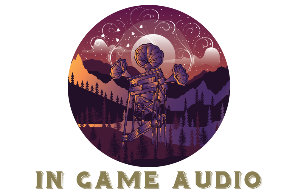 in game audio