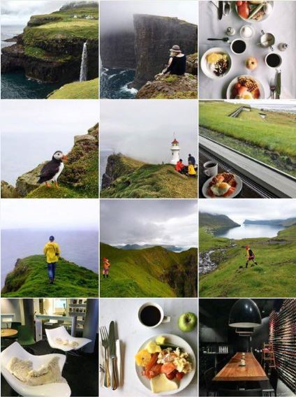 FAROE ISLANDS - Partnership with @hotelforoyar and @avis - Instagram takeover and hotel blogging, provided photography content.