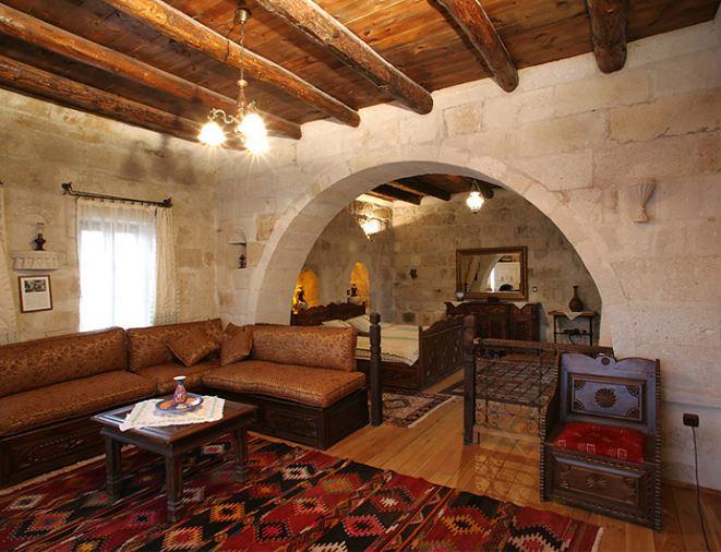 KELEBEK CAVE HOTEL - CAPPADOCIA, TURKEY