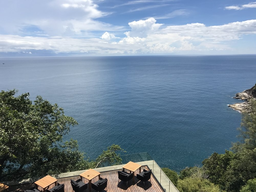 Paresa Restaurant View