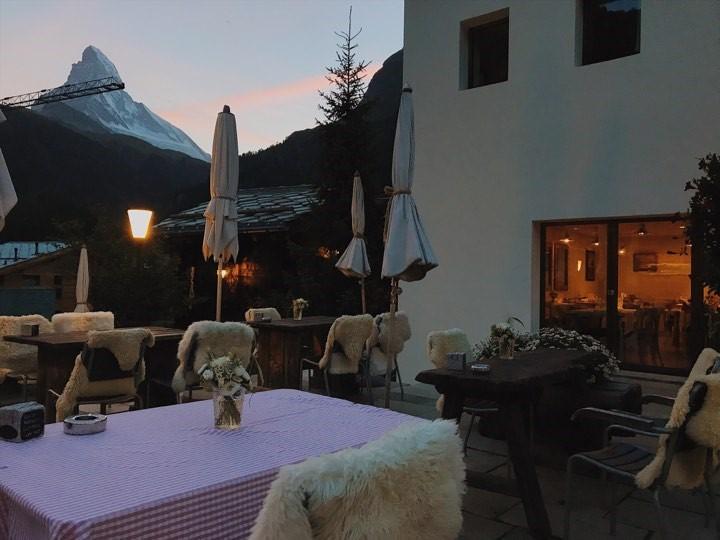 Sonnmatten Zermatt