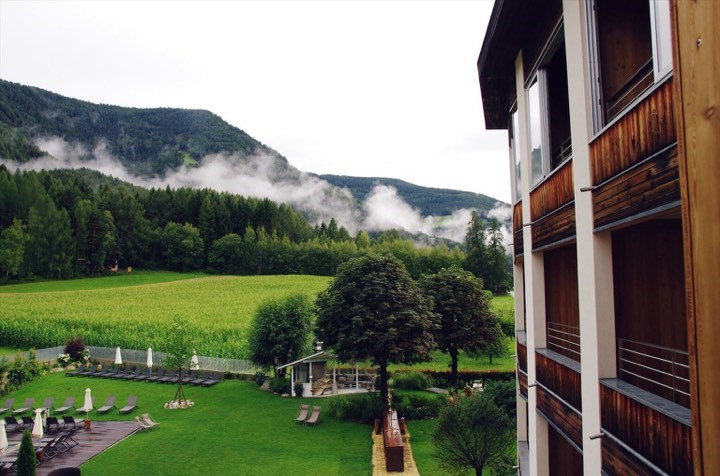 Hotel Petrus Balcony View