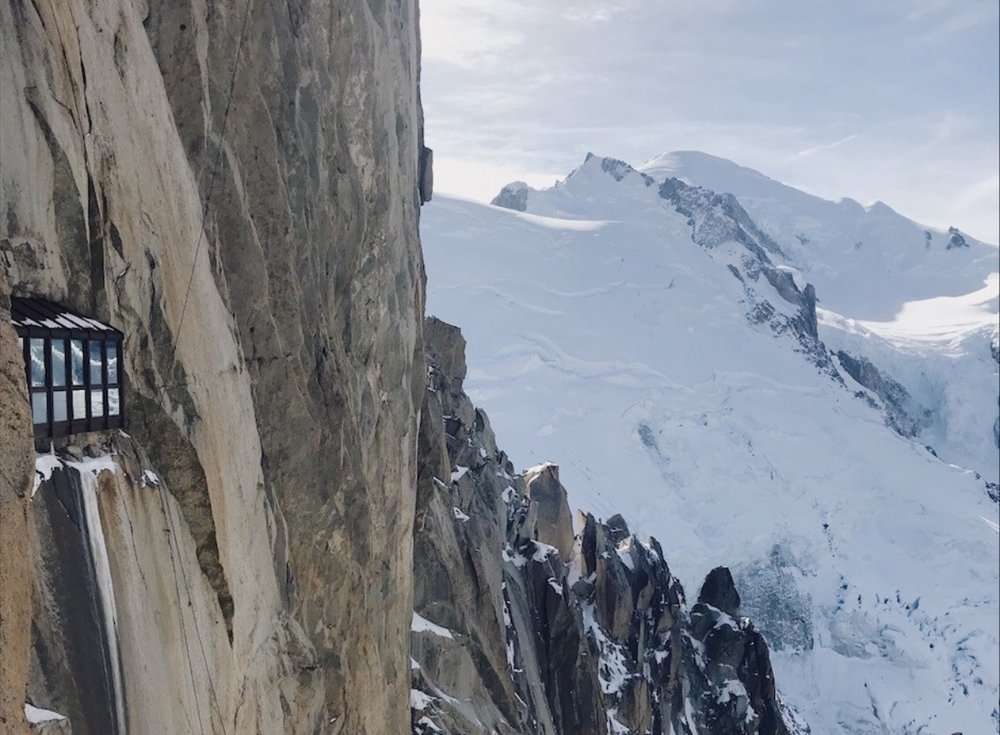 Chamonix Aiguille du Midi Hike