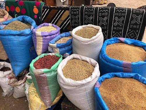 marrakech market souk