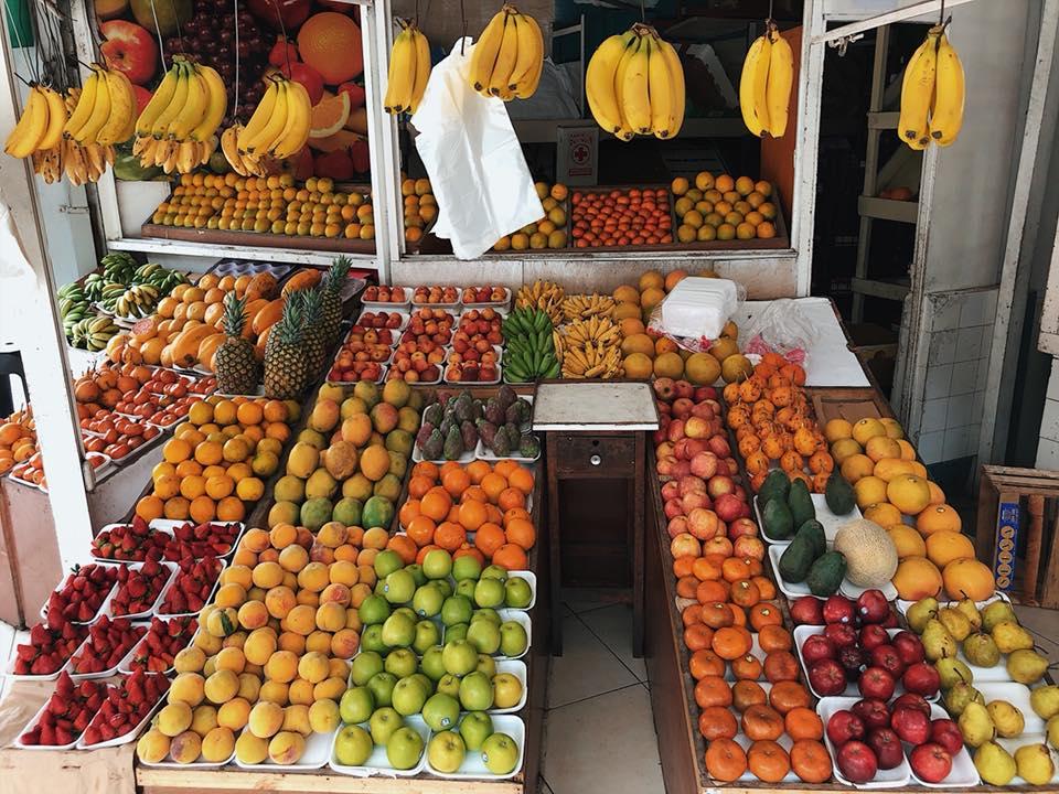 Mercado San Isidro