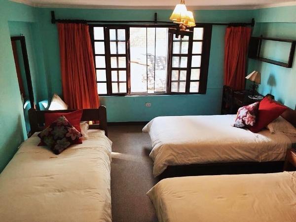 Churup guest room