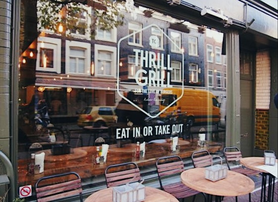 Thrill Grill Amsterdam