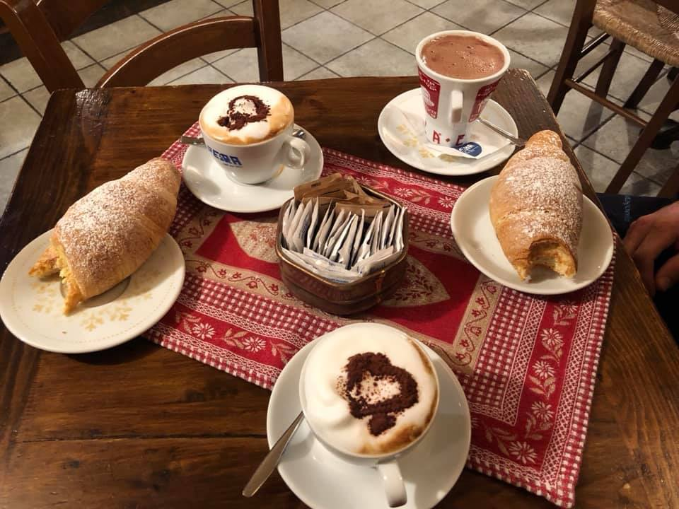 coffee cogne italy