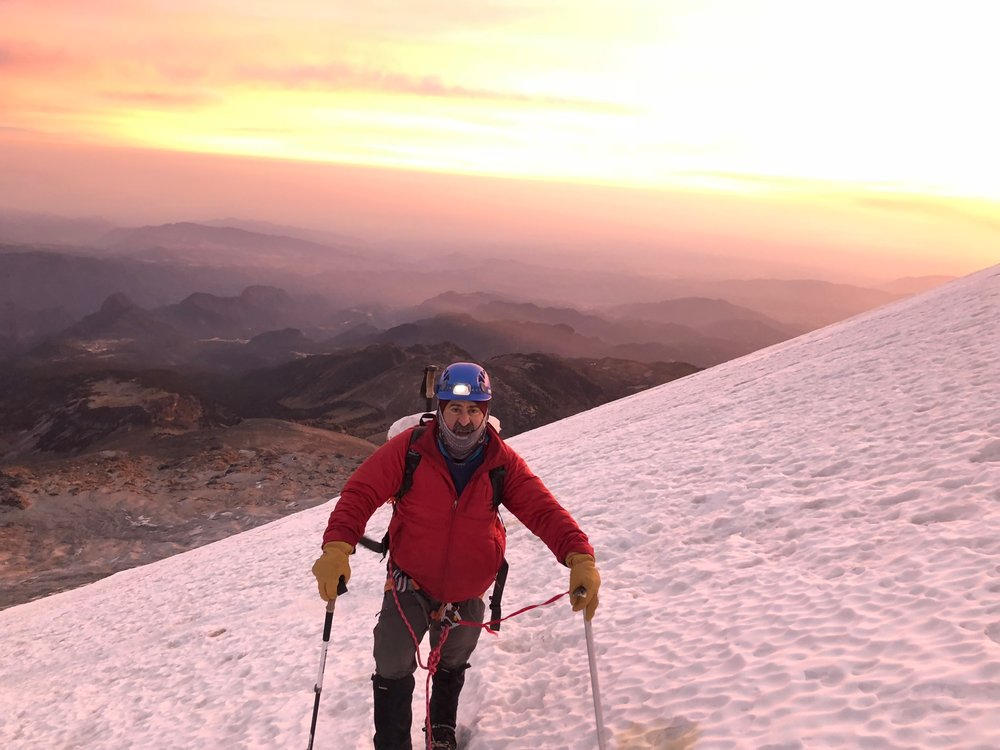 orizaba sunrise summit ctss bruce