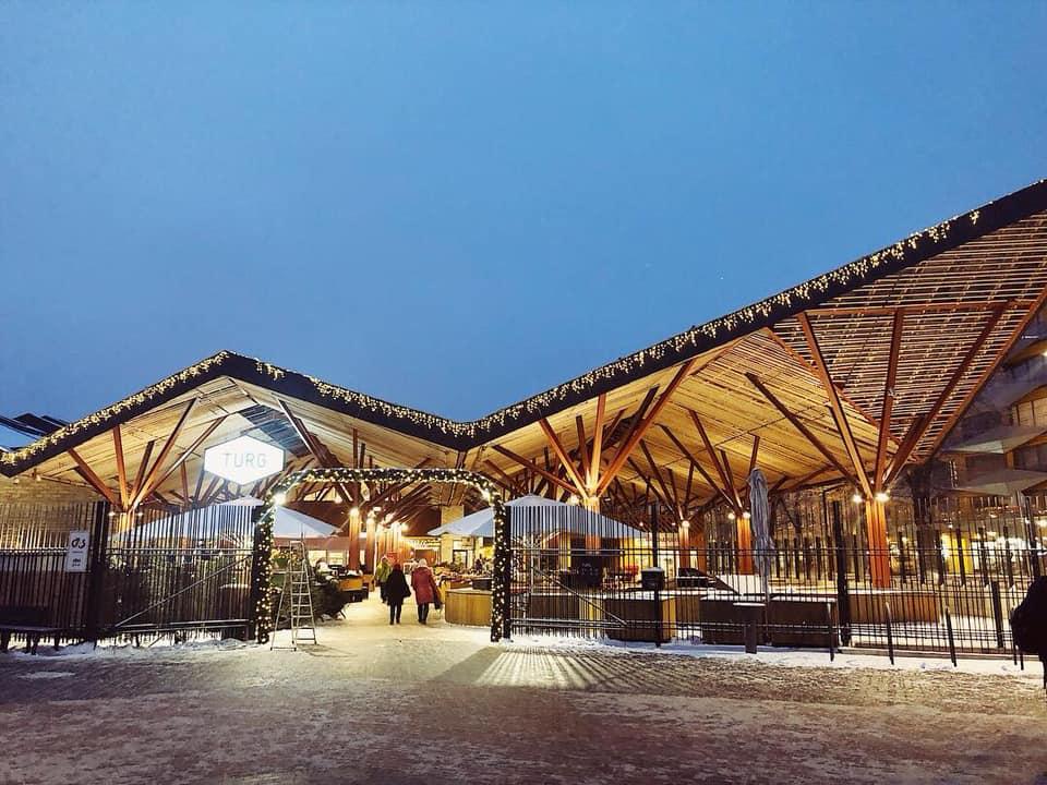 tallinn estonia market