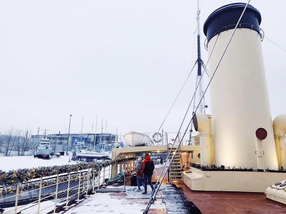 Seaplane harbour tallinn estonia
