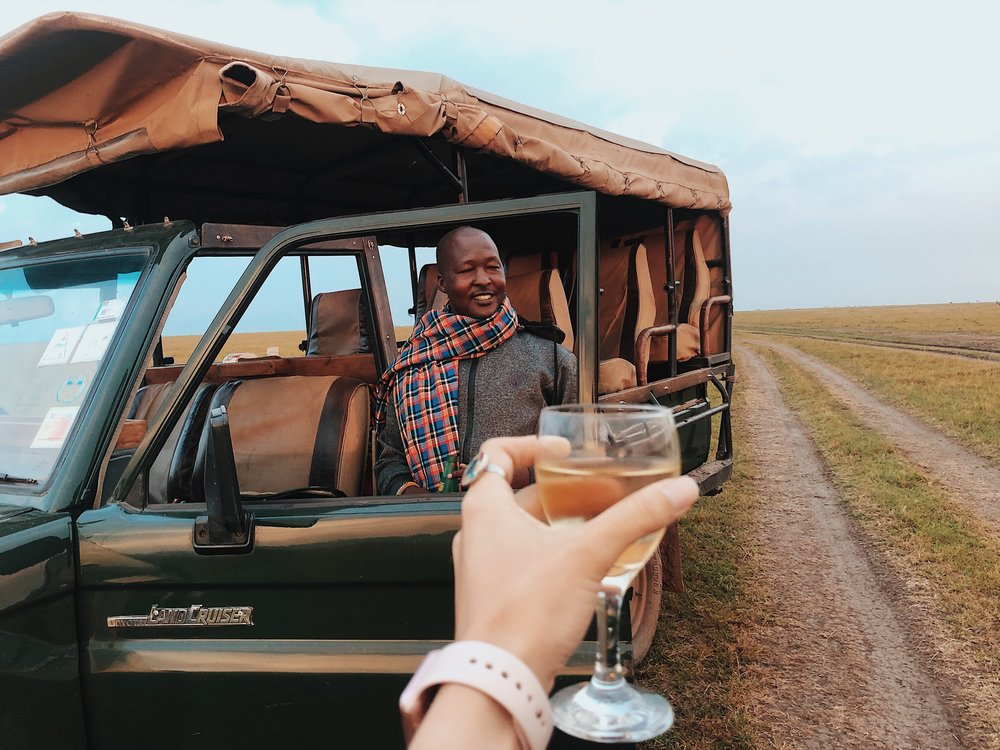 sundowner sentinel mara masai mara