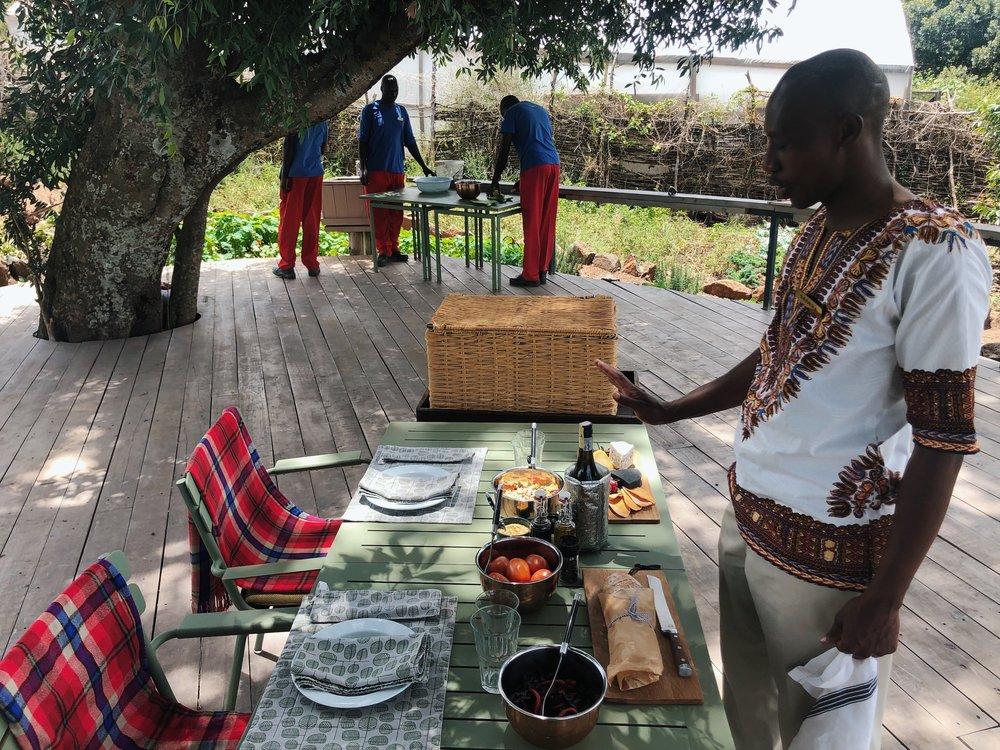 angama mara kenya masai mara safari farm lunch
