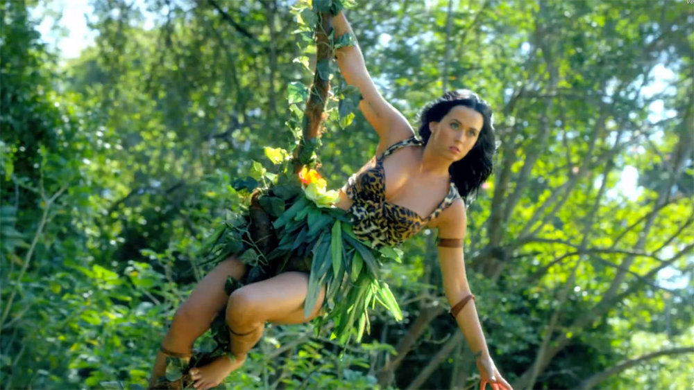 Homo Sapien (wild jungle woman)