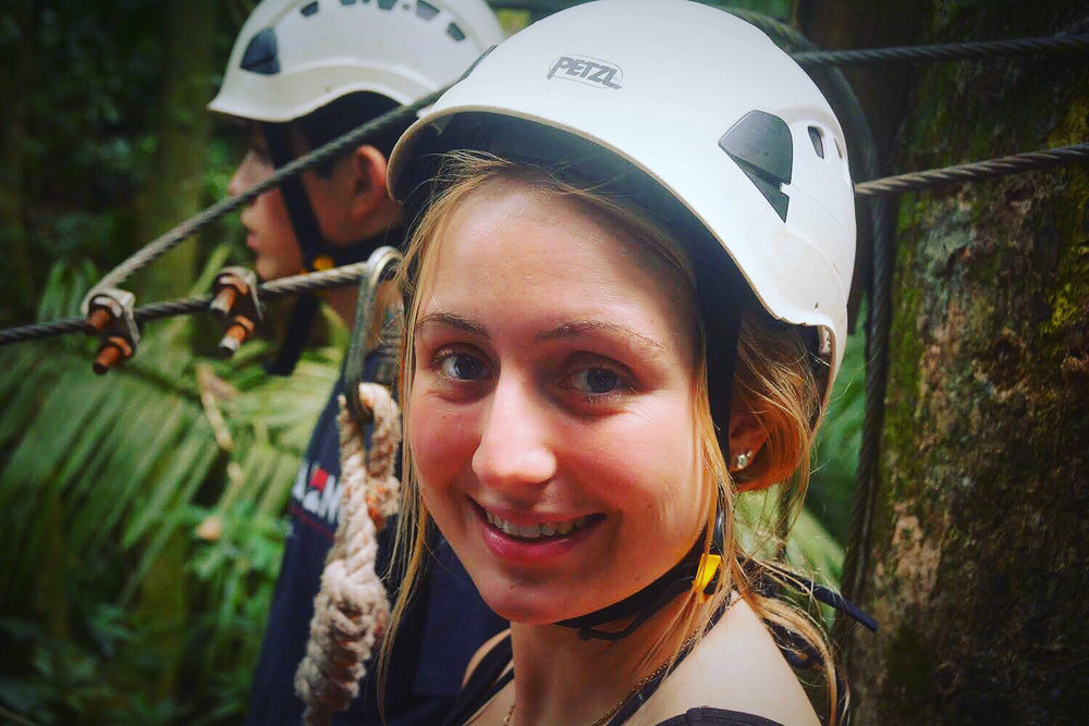 Canopy Tour and Hotsprings