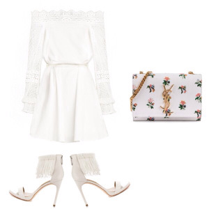 Party in White