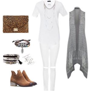 Street Style White
