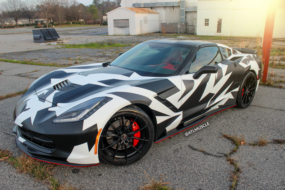 ELLIS - 2014 CORVETTE STINGRAY Z51
