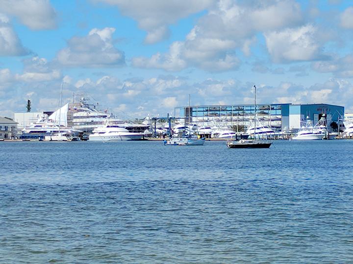 Boats and Mega Boats