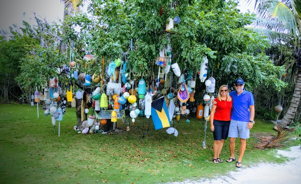 We found another boater signing tree!