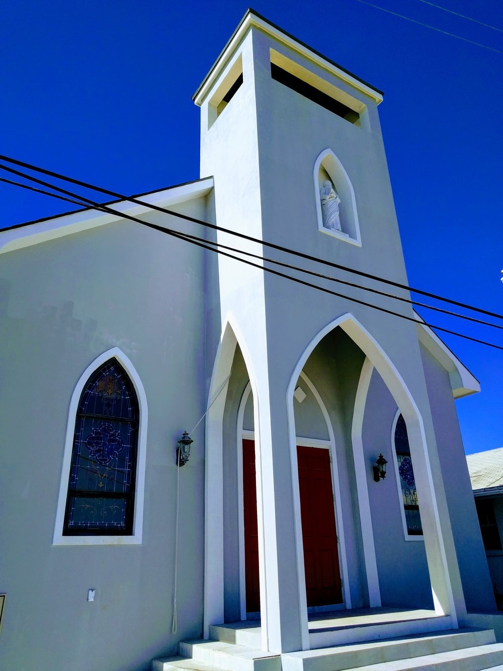 Love this beautiful Anglican church!