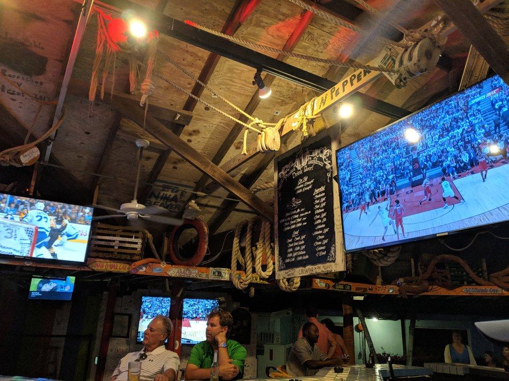 Watching Canada kick it at hockey and basketball. So awesome!