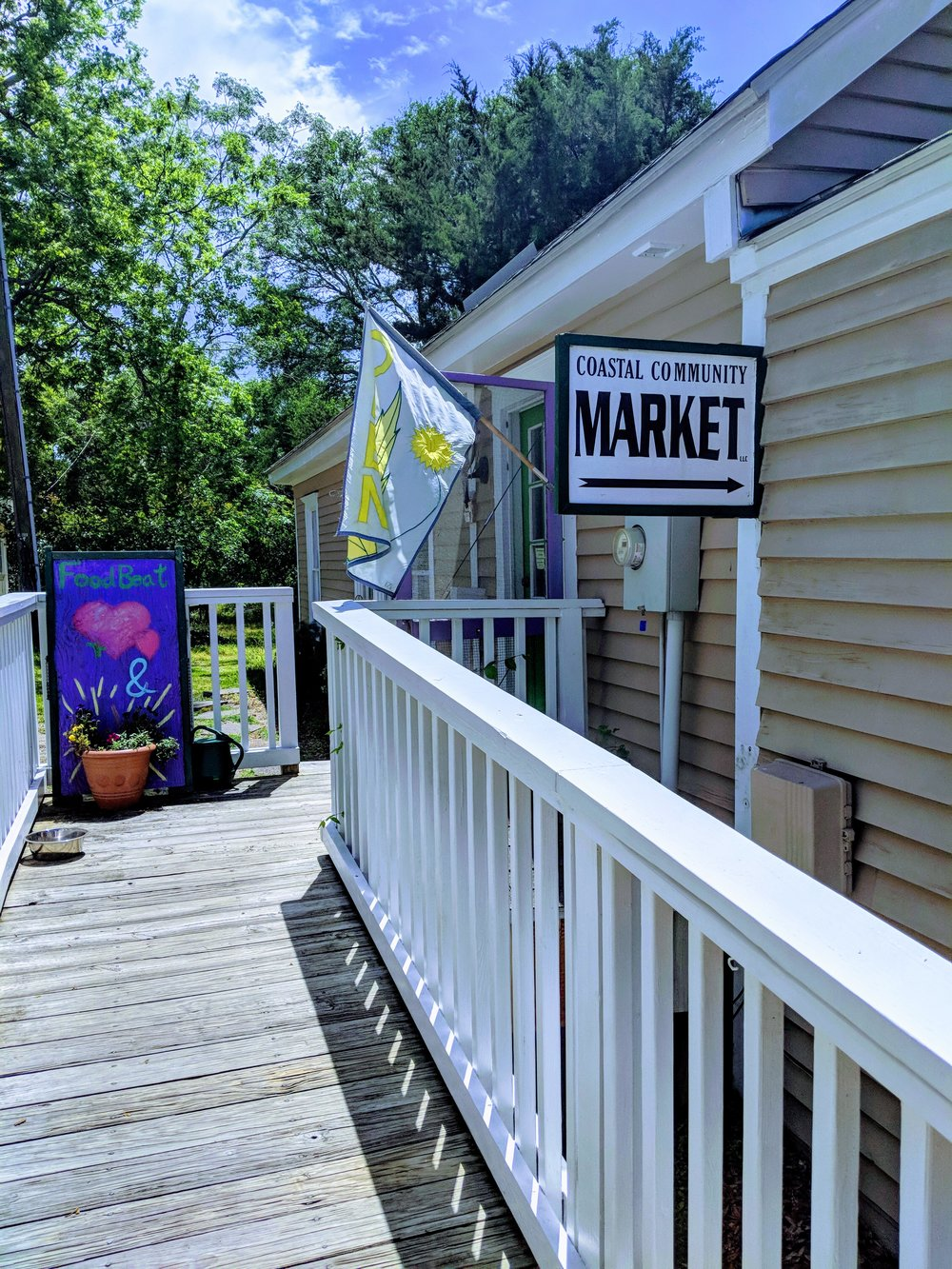 Coastal Community Market