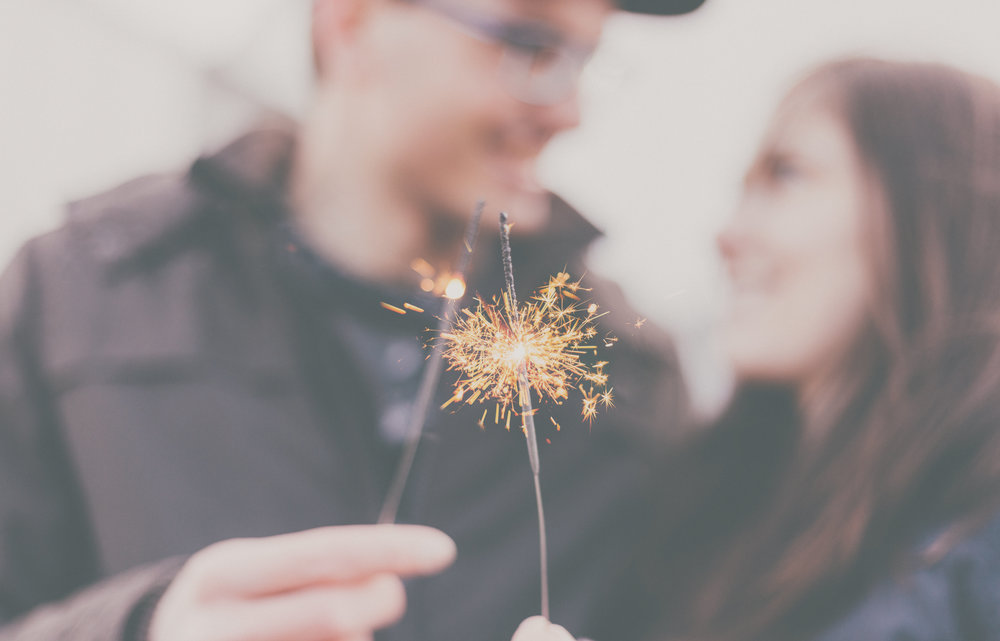 spark something - REIGNITING YOUR LOVE