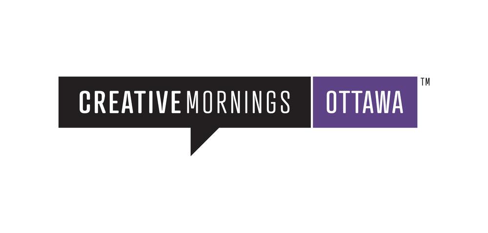 Creative Mornings Ottawa - Post-Production