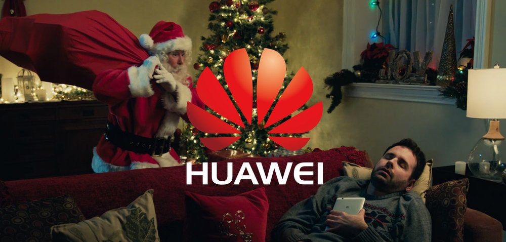 Huawei Holiday video