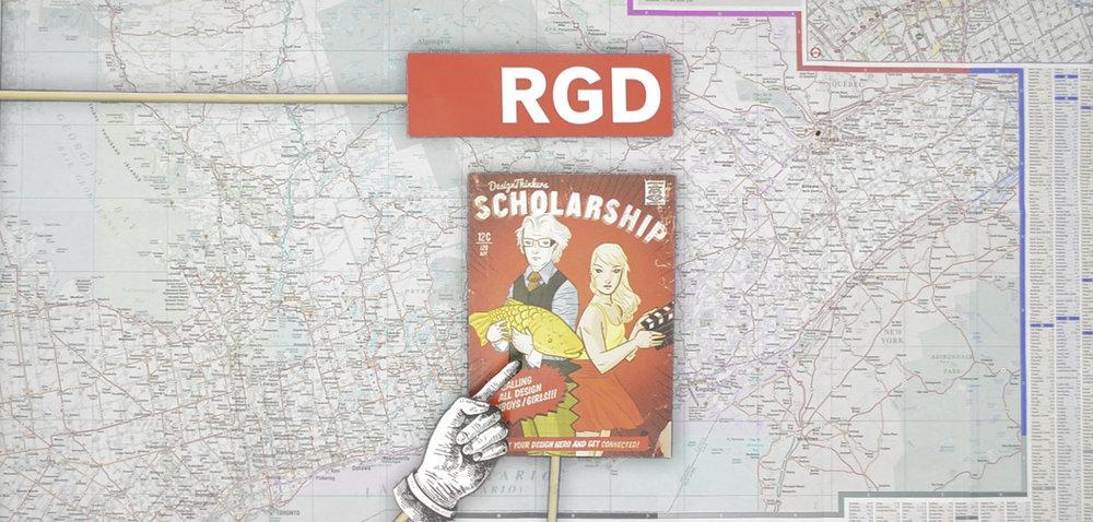 RGD - Designthinkers Scholarship entry