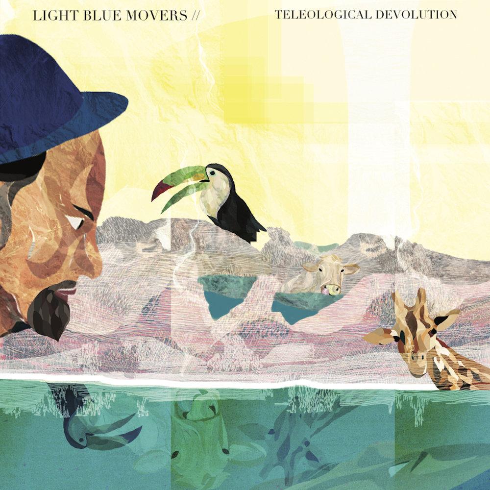 Teleological Devolutions - Light Blue Movers