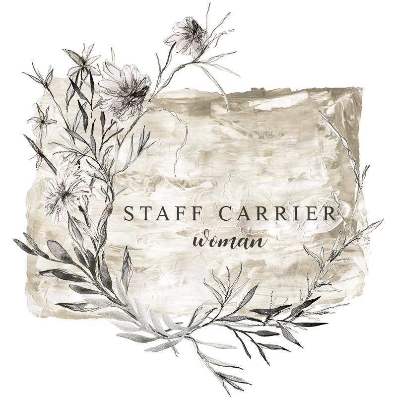 Staff Carrier Woman