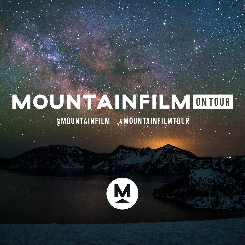 @MountainFilm #mountainfilmtour