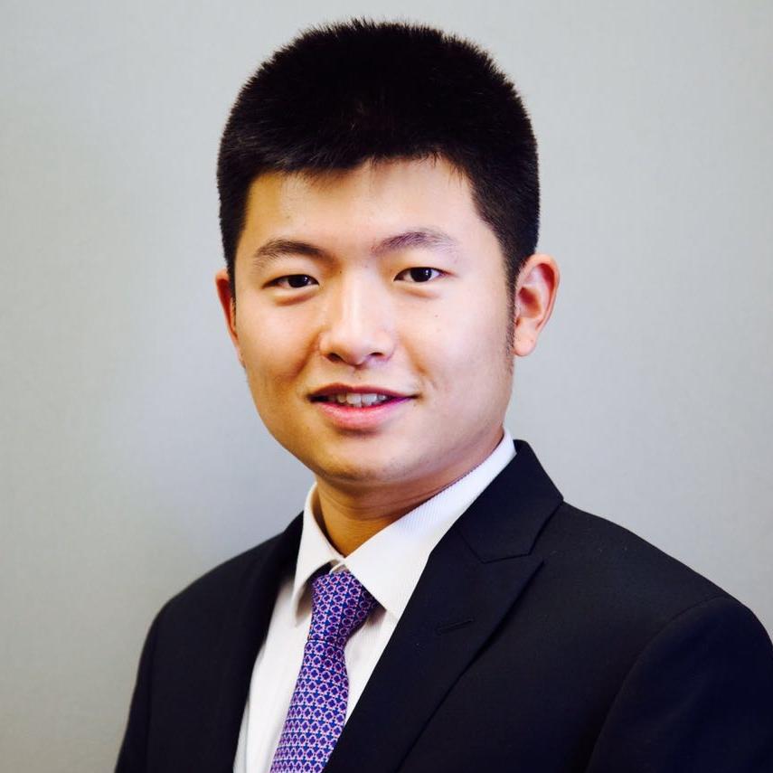 Yuyu (Vincent)Gao  The University of Texas Alumni