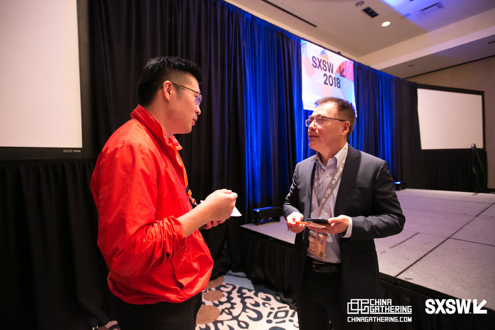 March 14th, 2018 - - Paul Fu - Alibaba, Panel: Shopping Festival Design- Nikita Huang - DataMesh, Panel: Enterprise Mixed Reality in China
