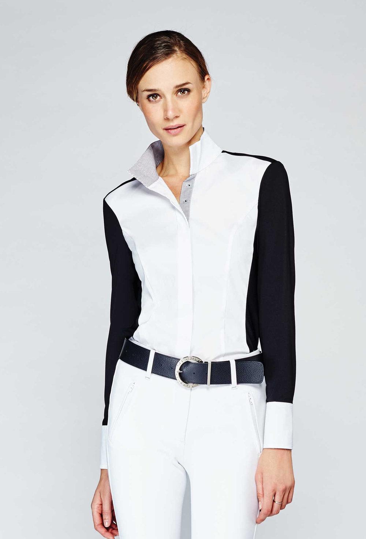 AE1706-wellington-mesh-show-shirt-noel-asmar-equestrian-womens-tops-white-light-blue-front.jpg