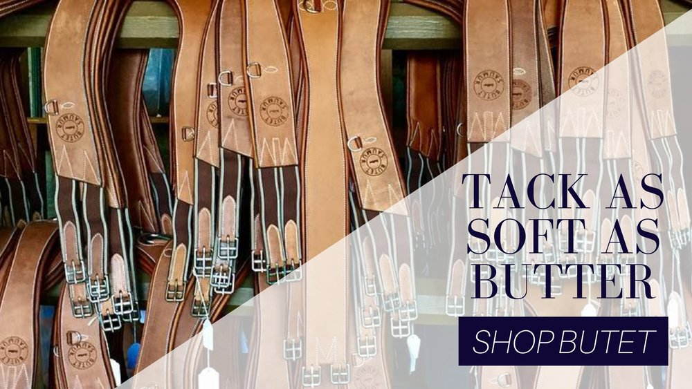 Butet Tack on Saddle Shoppe