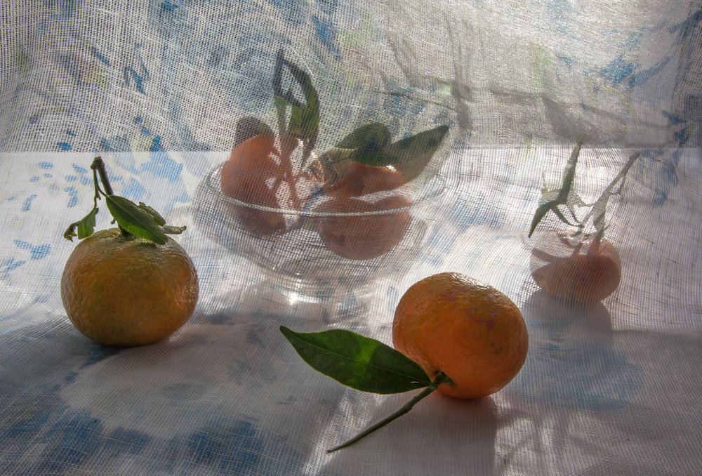 Five Small Oranges