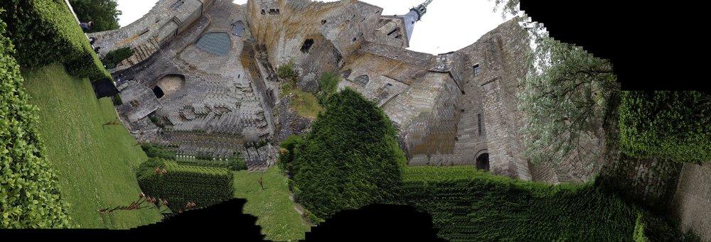 Mot St. Michel, France