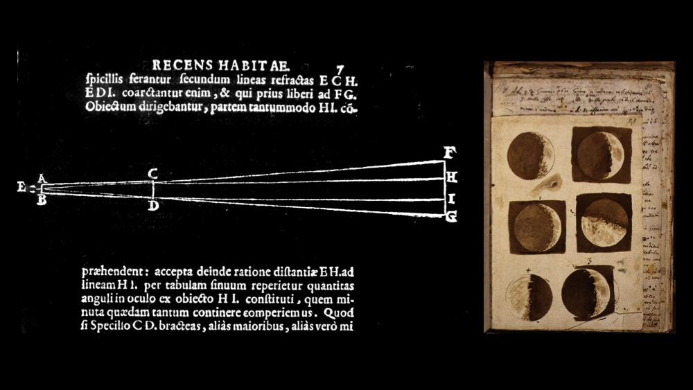 Galileo, Sidereus Nuncias, 1610