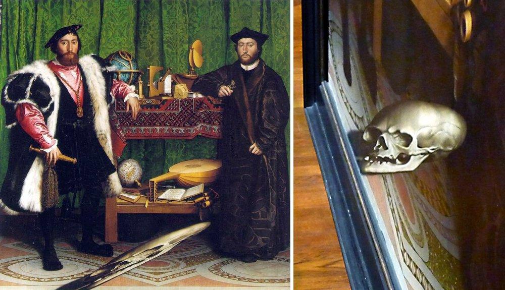 MEMENTO MORI Holbein Ambassadors SideXSide.jpg