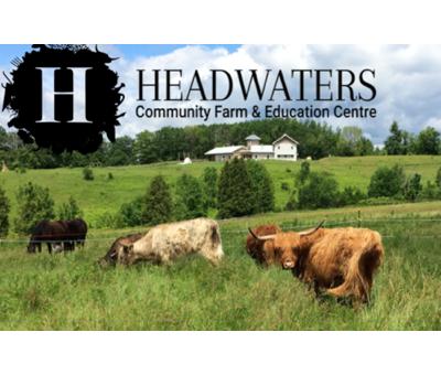headwaters community farm & education centre